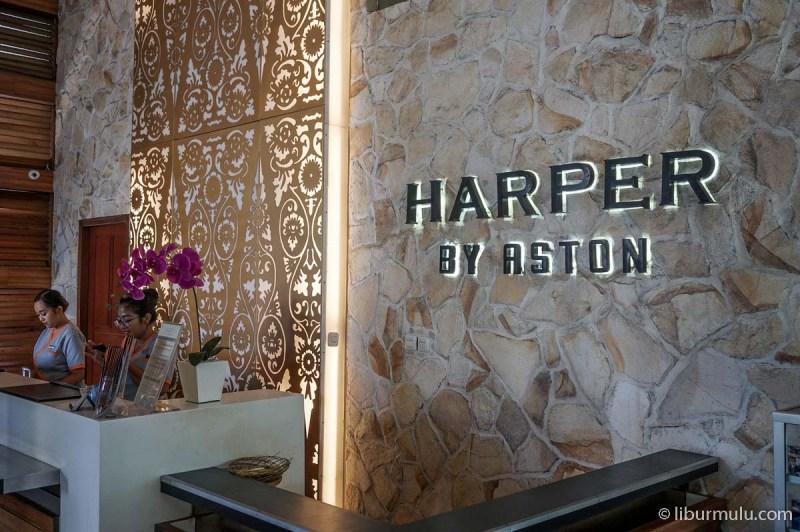 Harper Kuta Hotel adalah salah satu penginapan di Bali yang lokasinya strategis