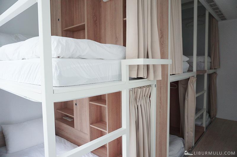 6 bed room flipflop hostel