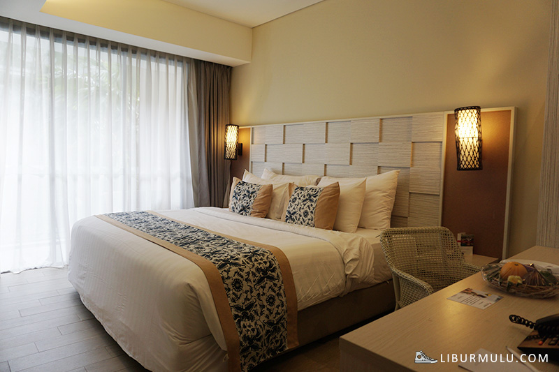 Deluxe Room Swiss Belhotel Tuban