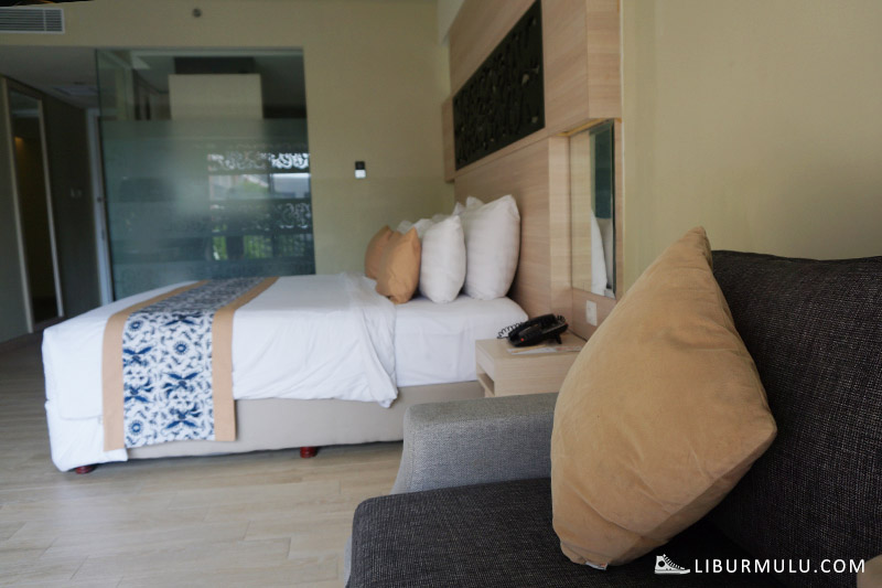 Grand Deluxe Family Room Swiss Belhotel Tuban