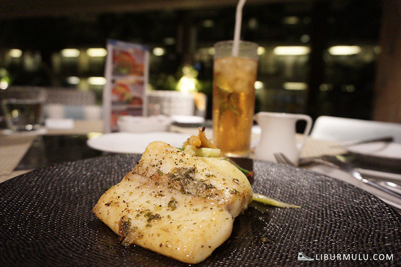 Pan Fried Dori