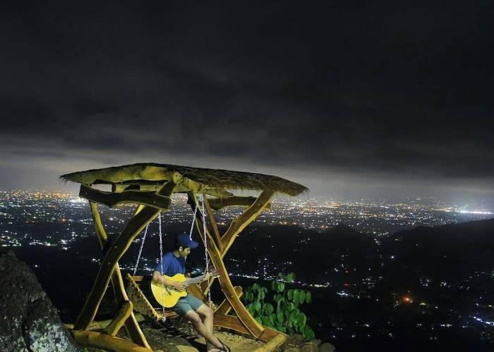 Puncak Becici ini adalah salah satu tempat wisata Jogja yang instagramable via @puncakbecici