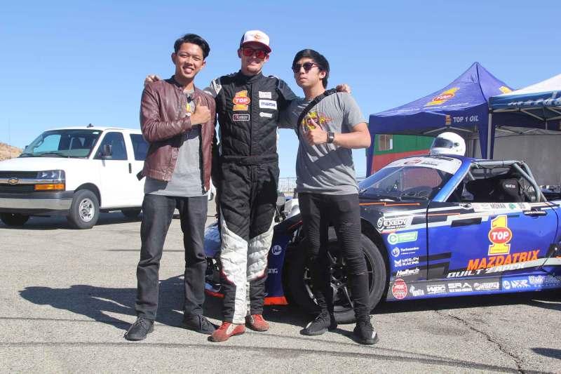 Envy euy, bisa ikutan Drifting Session dengan Pembalap Drift TOP 1, Kyle Mohan!