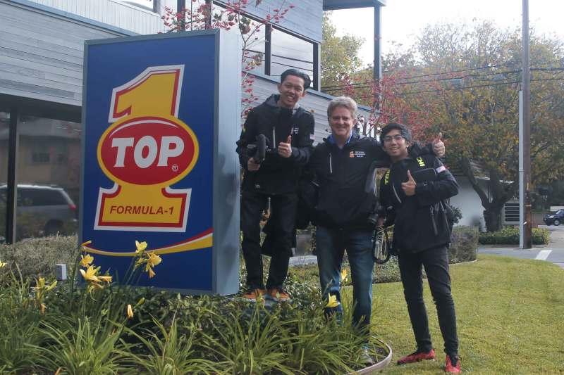 Keren! Pemenang TOP 1 Youtubers Go To USA, Bayu Skak dan Harald Arkan mengunjungi Amerika Serikat