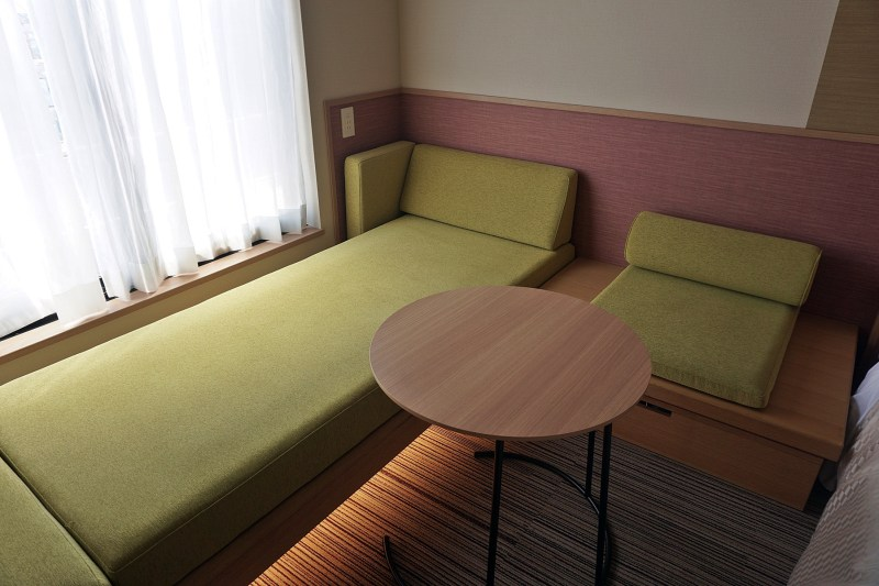 executive twin room candeo hotels osaka namba