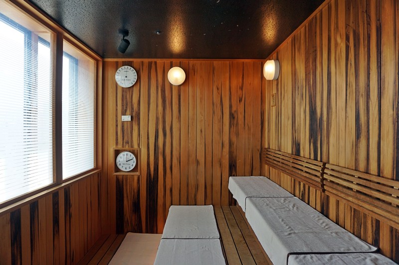 Dry spa candeo hotels osaka namba sky spa