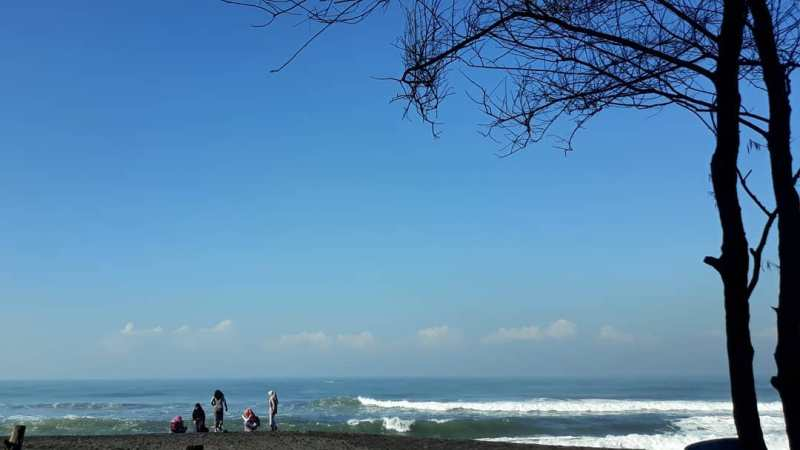 How to get to Kuwaru New Beach. via @timsarsamas_pantaibaru
