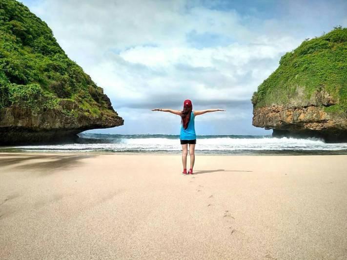 Rute Cara Pergi Ke Pantai Greweng @exploredolan.id