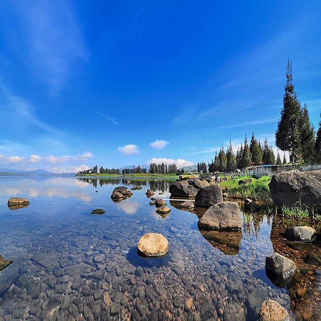 Danau Diateh, Solok, Sumatra Barat
