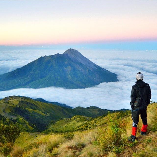 Gunung Merbabu, Jawa Tengah