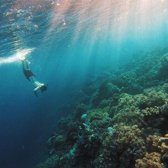 Pantai Sombu, Pulau Wangi-Wangi, Wakatobi, Sulawesi Tenggara