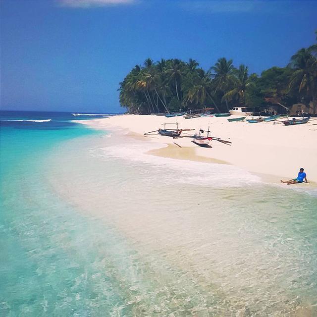 Pulau Pisang, Lampung