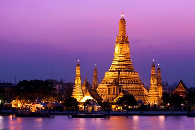 Bangkok, Tempatnya Penyuka Budaya, Dan Para Pemburu Kuliner Unik!