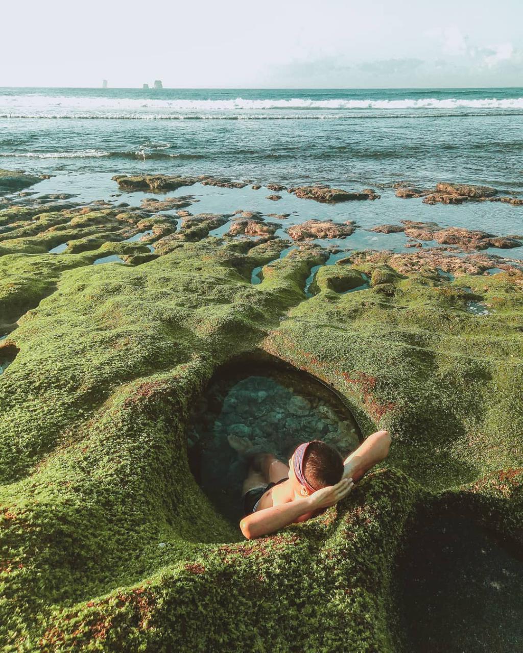 Pantai di Malang yang belum terjamah, Pantai Parang Dowo / Pantai Paranglot.