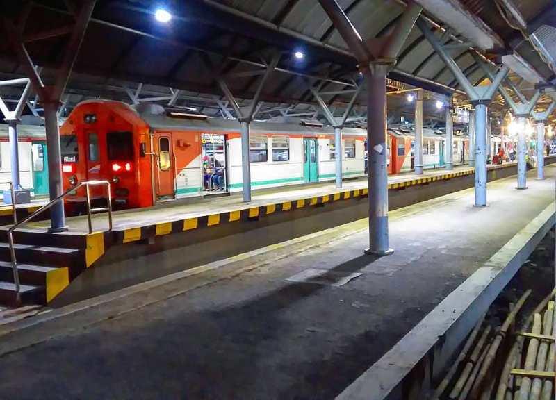 Jadwal Kereta Prameks Jogja Kutoarjo Tahun 2019
