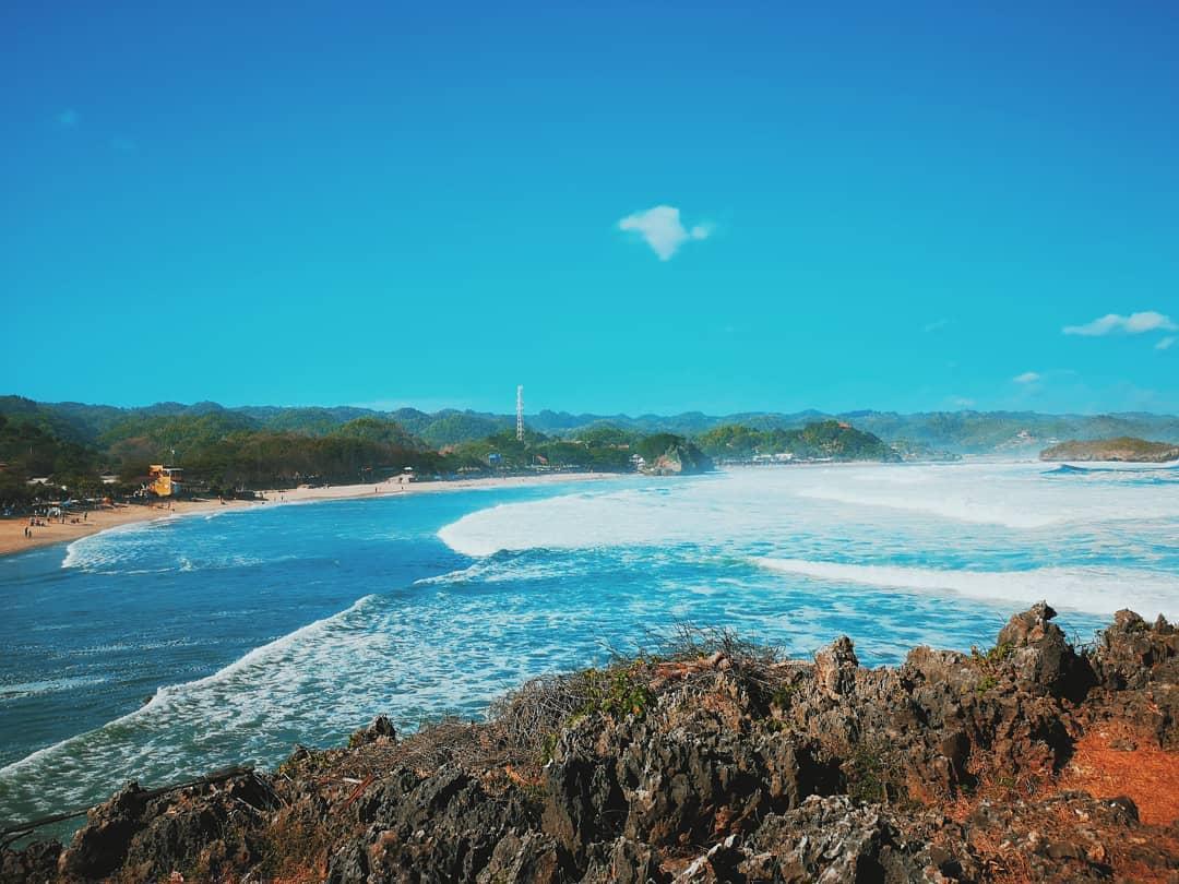 Pantai Krakal Yang Makin Terkenal!