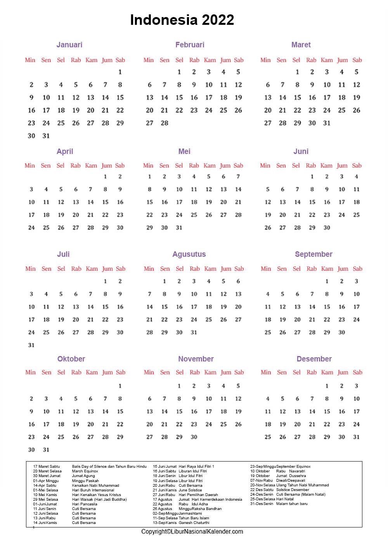 Lebaran Haji Tanggal Berapa : lebaran, tanggal, berapa, Libur, Nasional, 2022,, Kalender, Bersama, Indonesia
