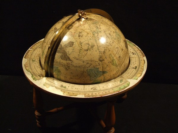 Cartographic Objects and Globes