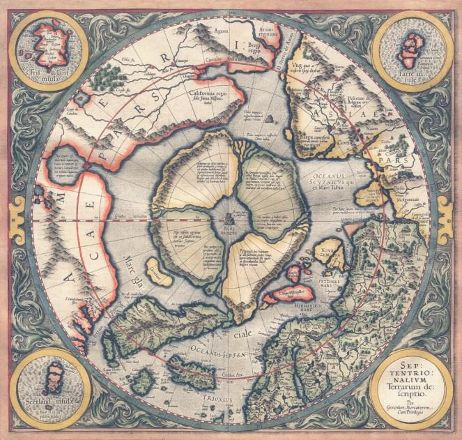 Resultado de imagen para mapa de Mercator