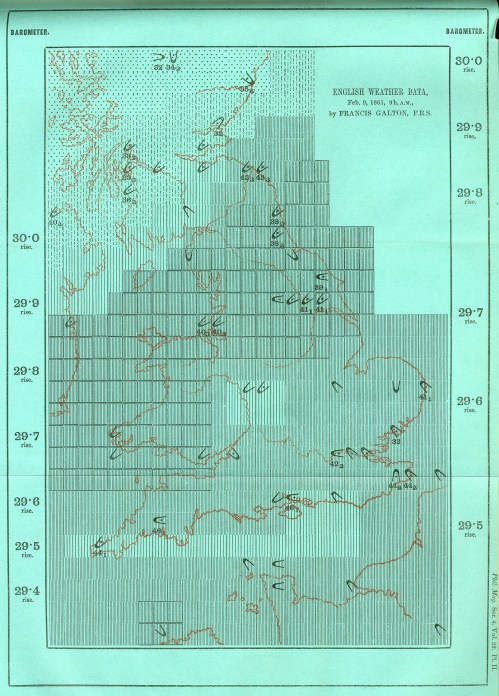 small resolution of though galton s specific symbols were not adopted his idea gained widespread support compare to the standardized weather maps in today s newspapers