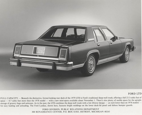small resolution of ford s ltd landau 1979