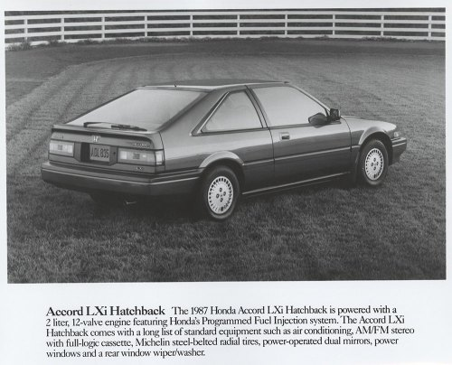 small resolution of honda accord lxi hatchback 1987