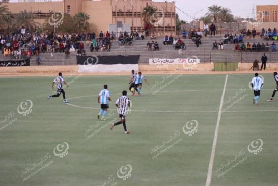 نادي الشرارة يحقق أول انتصار ويحرز أولى أهدافه في الدوري الممتاز