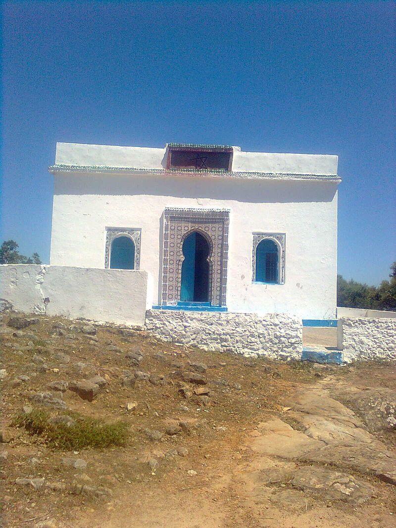 ضريح سيدي مزوار- المغرب