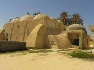 جامع/ مسجد بن غلبون مصراتة