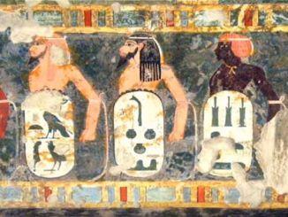 ken-amon tomb tt 93 the metropolitan museum No.30.4.69