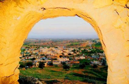 قرية قباع - غريان