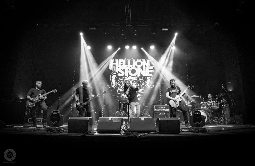 hellion stone live