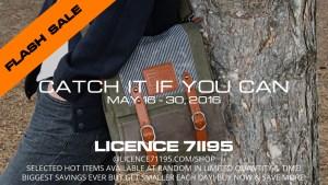 LICENCE 71195 Flash Sale