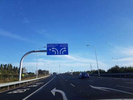 Heading for Tui Glen