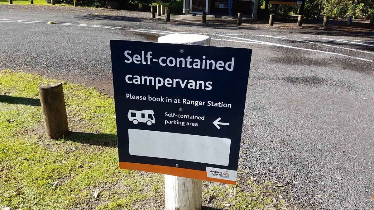 Camping - Wenderholm Regional Park