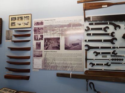 Tools from Thompson's boat yard