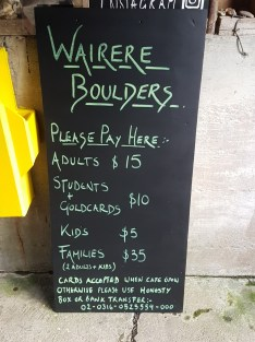 Pricing @ Wairere