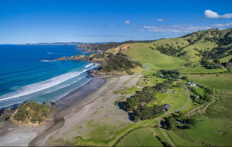 Elliot Bay property