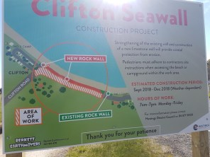 Clifton wall