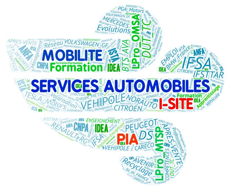 Cycle de conférence MAI 2017- 2ème édition des DEFIS DES SERVICES DE L'AUTOMOBILE et de la MOBILITE