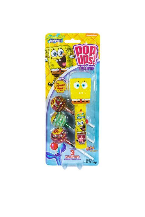 Spongebob Pop Up : spongebob, Wholesale, Spongebob, Blister, 58000