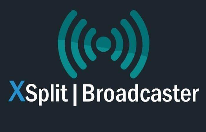 XSplit Broadcaster Crack v4.0 Serial Key Latest [2021]
