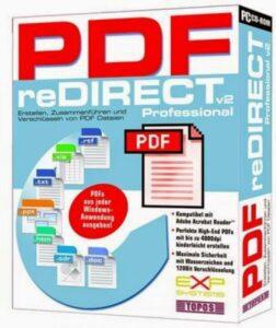 PDF Redirect Pro Crack v2.5.2 Registration Key {2021}