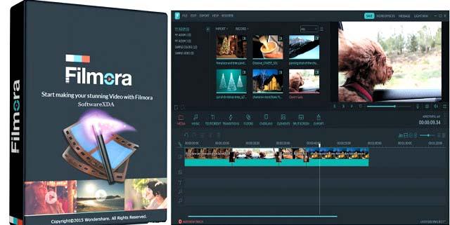 Wondershare Filmora X 10.2.0.31 Crack Plus Full Key 2021 Free