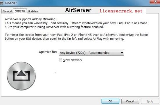 AirServer 7.2.0 Crack 2020 Full Version [Win+Mac] Free Download