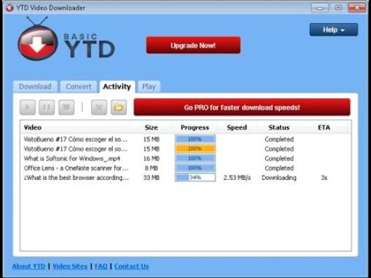 YTD Video Downloader Pro 5.9.9.3 Crack 2020 Free Download