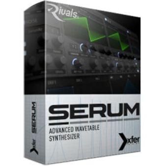 Xfer Records Serum Crack & Serum FX v1.2.8.b6 Full Version Download