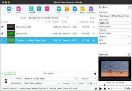 Xilisoft Video Converter Ultimate 7.8.25 2021 Crack Free Download