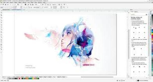 CorelDraw X7 Graphic Suite Keygen With Serial Number 2021