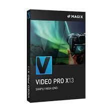 MAGIX Video Pro X13 Crack v19.0.1.121 Full Patch Latest Key Download